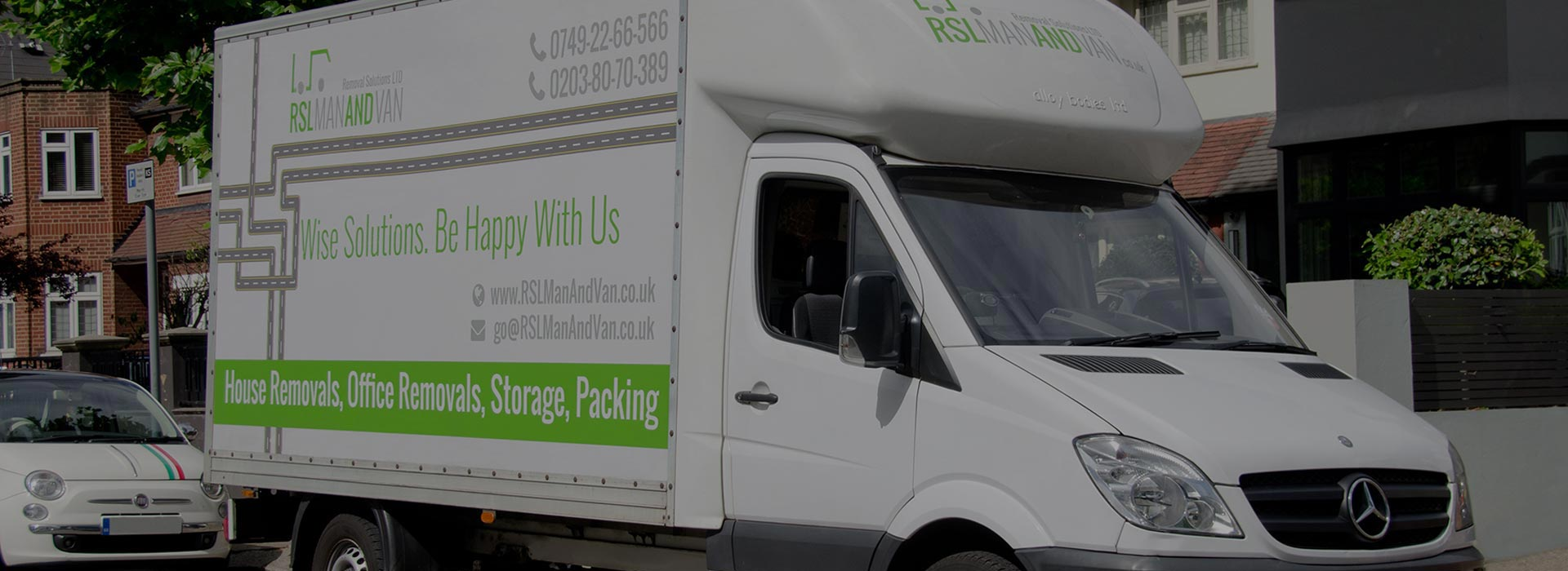Man & Van Removal Solutions
